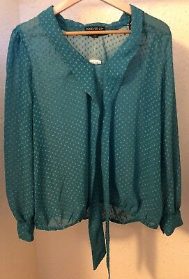 Forever 21- Size 1x Blouse