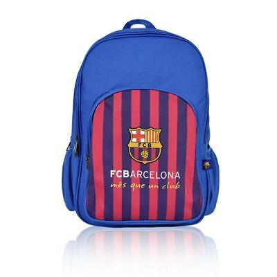 FC Barcelona Backpack Multi Compartment Bag