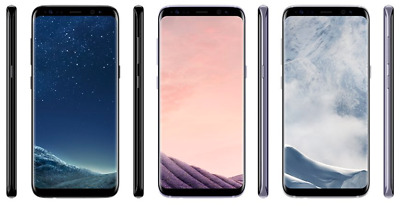 New Other Samsung Galaxy S8- Plus G955U GSM Unlocked AT-T T-Mobile Boost Verizon
