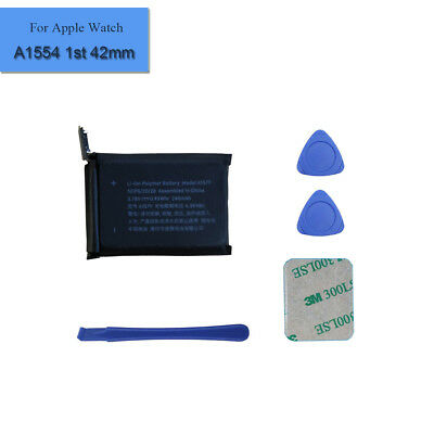 NEW A1579 battery FOR  Watch Series 012 42mm 3-8V A1579 Li-ion