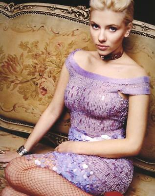 Scarlett Johansson 8x10 Photo Picture Very Nice Fast Free Shipping 34
