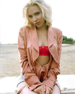 Scarlett Johansson 8x10 Photo Picture Very Nice Fast Free Shipping 6