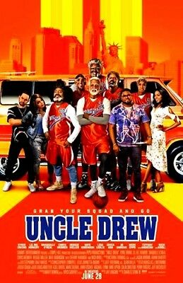 UNCLE DREW 2018DVD NEW Comedy PRO-ORDER SHIPS ON 092518