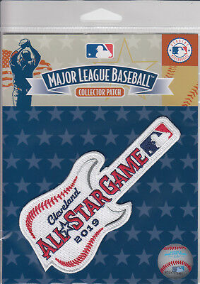 2019 Major League Baseball All Star Game MLB Licensed Collector Patch Indians