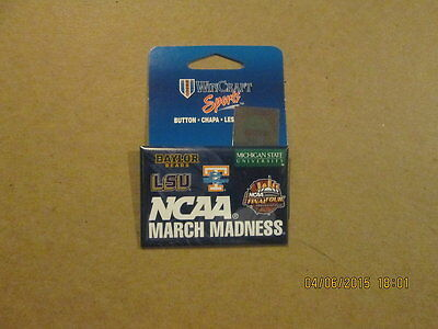 NCAA March Madness Circa 2005 Final Four Pinback Button