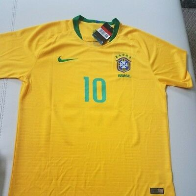 New NEYMAR JR- BRAZIL HOME JERSEY WORLD CUP 2018-