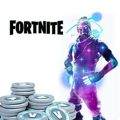 Fortnite Galaxy SkinExclusive and 10000 V Bucks