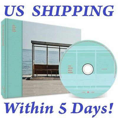 US SHIPPING BTSWINGSYOU NEVER WALK ALONE LEFT CD-BTS POSTER-etc-Gift-Tracking