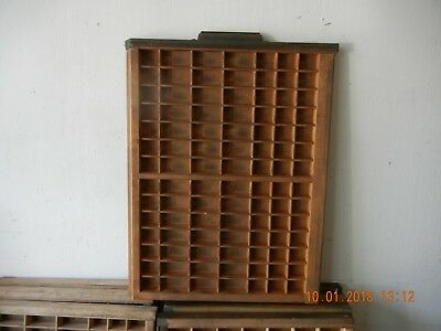 Ludlow printers type tray Free shipping except to the west coast