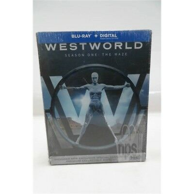 Westworld- Season One The Maze Blu-ray-Digital wBooklet Not Rated Region A