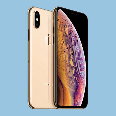 iPhone X - 64gb - Spacegrau Grau Ohne Simlock Apple Smartphone TOP