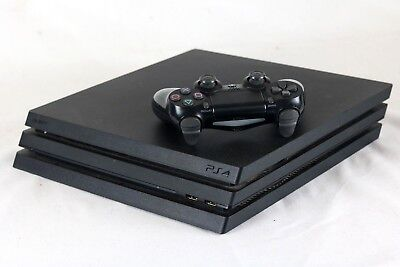 Sony PlayStation 4 - Pro 1TB Black Console