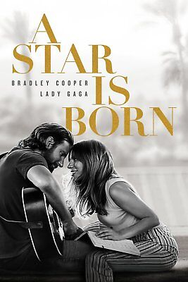 A STAR IS BORN BRAND NEW DVD FACTORY SEALED FREE SHIPPING PRE SALE 219