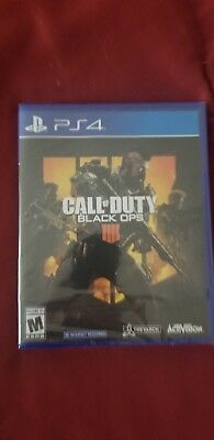 Call of Duty Black Ops 4 Sony PlayStation 4 2018