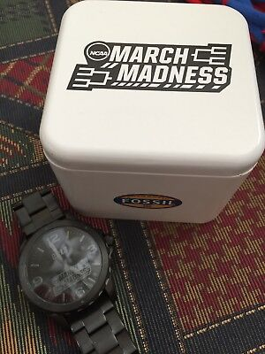 NCAA March Madness 2016 Player Fossil Watch