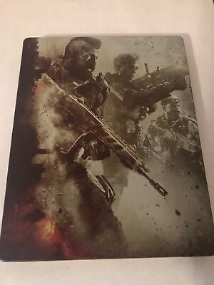 Call Of Duty Black Ops 4 Game - Steelbook Xbox One