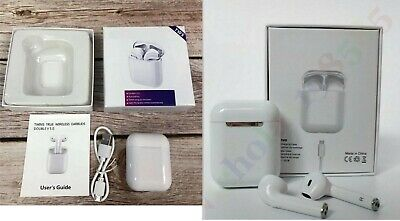 SUPER QUALITY 5-0 Airpods Wireless Bluetooth Earbuds Headphones Headset Stereo