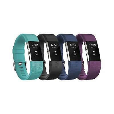 Fitbit Charge 2 Heart Rate - Fitness Wristband - Multiple Colors and Sizes