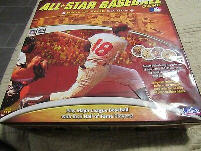 Cadaco 2003 All Star Baseball Hall Of Fame Edition Game