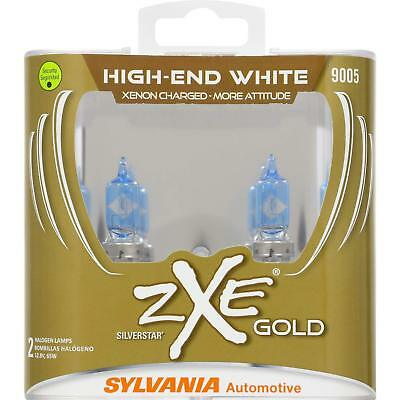 Sylvania SilverStar zXe Gold 9005SZG2 HeadlightFoglight Bulbs - Pair