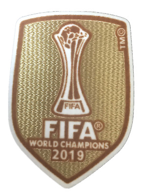 2019 FIFA Football Soccer Champion World Cup Iron On Badge Patch USA