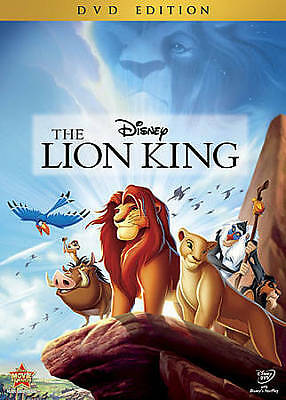 The Lion King DVD 2011
