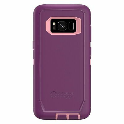 New Otterbox Defender Series For Samsung Galaxy S8 Case No Belt Clip