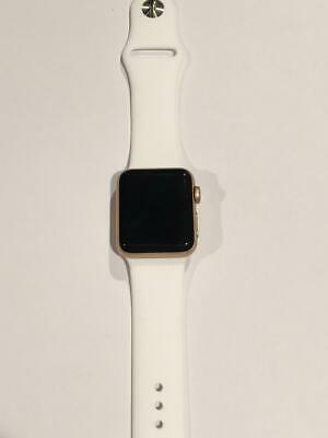Apple Watch Series 3 38mm Gold with White Sport Band GPS - LTE 38 mm