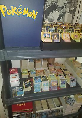 BEST Lot of 75 Pokemon cards- Guaranteed EX HOLOS RARES 1ST Edition READ