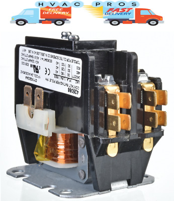 Intertherm Nordyne Miller Tyco AC Condenser Contactor Relay 3100A15Q152L