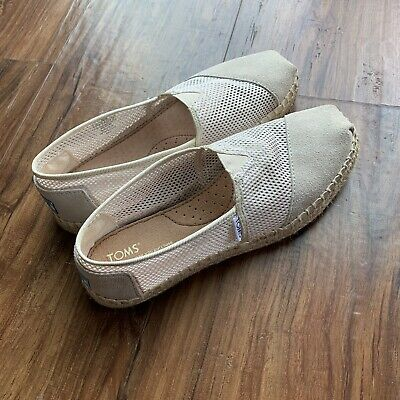 toms shoes womens size 7