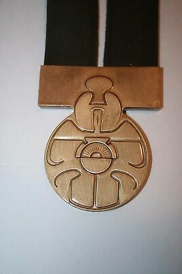 Star Wars Medal of Yavin 11 Resin Prop Replica Accurate Reproduction Finished