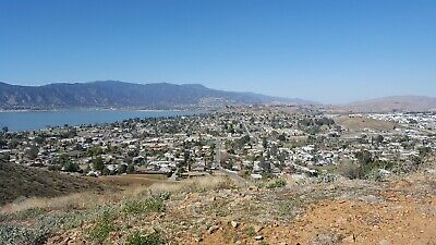 LAKE ELSINORE LOT  RESIDENTIAL POWER WATER PAVED ROAD IN THE CITY LOOK
