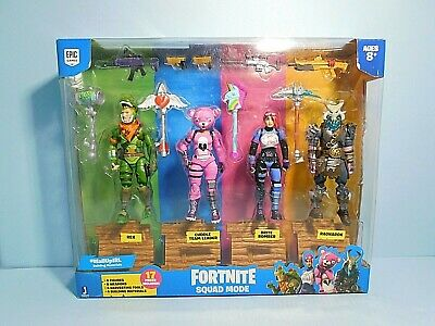 Fortnite Squad Mode Toy  - 17 Pieces Included