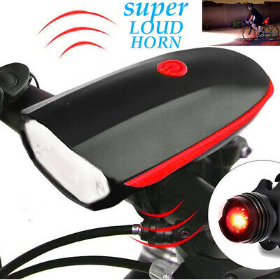 Super Bright USB Led Bike Bicycle Light Rechargeable Headlight -Taillight Set