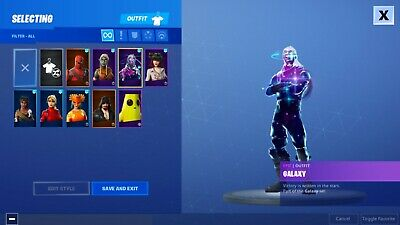 FORTNITE GALAXY ACCOUNT Fast Delivery
