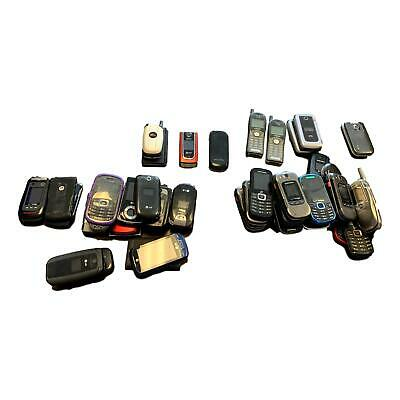 Scrap MetalSalvage Lot of Samsung LG Alcatel Motorola ZTE Sony Nokia 10LBS