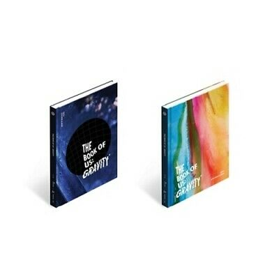 Day6The Book Of UsGravity5th Mini Album CD-Poster-Book-Card-etc-PreOrder-Gift