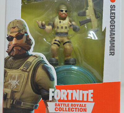 Fortnite Epic Games Battle Royale Collection Sledgehammer 2-Inch Mini Figure