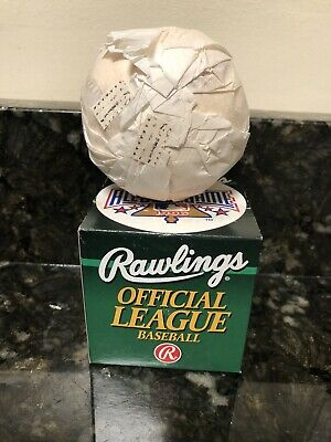 BRAND NEW 1996 RAWLINGS BASEBALL PHILLIES ALL STAR GAME NEW IN BOX