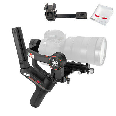 ZHIYUN WEEBILL S 3-Axis Gimbal Handheld Stabilizer For DSLR Mirrorless Cameras