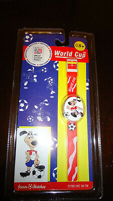Vintage world Cup 1994 Toy Soccer Watch