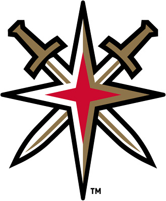 Vegas Golden Knights NHL Color Die-Cut Decal  Auto Sticker Free Shipping