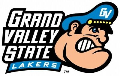 Grand Valley State Lakers NCAA Color Die-Cut Decal  Sticker Free Shipping