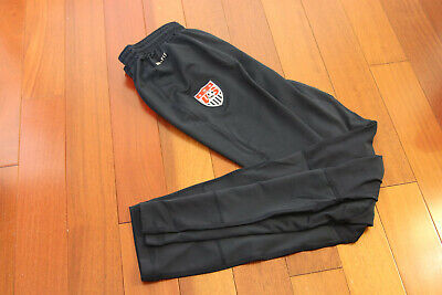 Nike Team USA Strike Dri Fit Soccer Training Pants Mens size M World Cup Issue