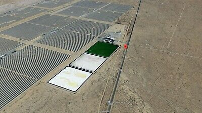 5 ACRES US HIGHWAY 395 FRONTAGE ACROSS FROM LARGE SOLAR FARM-HIGH TRAFFIC AREA