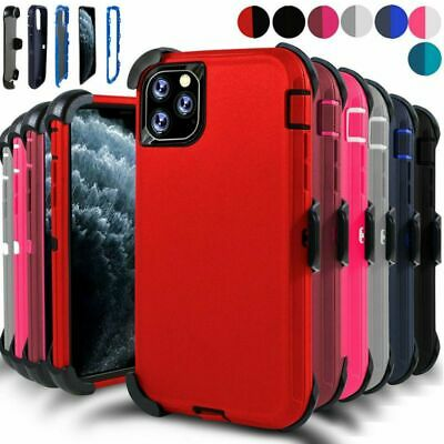 for iphone 11 Defender Case With Screen Protector Fit Otterbox 7