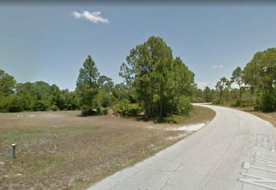 Close to the Gulf  - 0-23 acres LotLand in Port Charlotte Florida