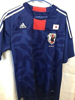Adidas Climacool Japan National Team World Cup Jersey Men's L