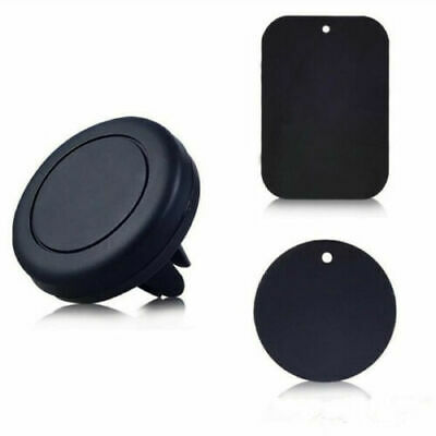 Car Magnetic Air Vent Mount Holder Stand for iPhone Cell Phone GPS Hold